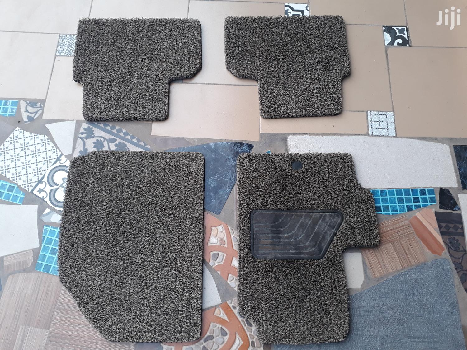 Car Floor Mat Rubber Mershed Type