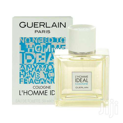 GUERLAIN L'HOMME IDEAL COLOGNE EDC 100ML PERFUME FOR MEN