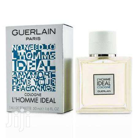 GUERLAIN L'HOMME IDEAL COLOGNE EDC 100ML PERFUME FOR MEN | Fragrance for sale in Adenta Municipal, Greater Accra, Ghana