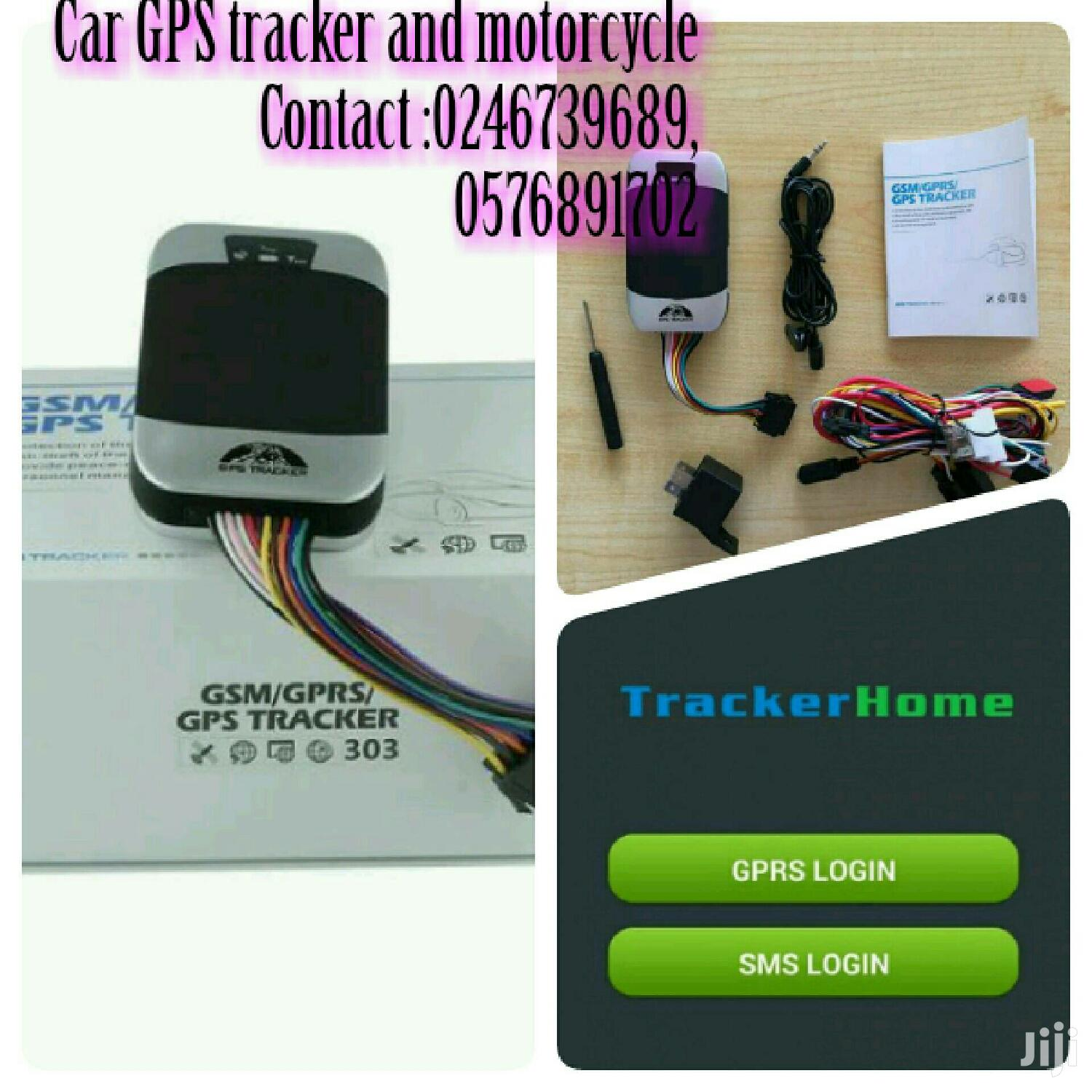 Car Tracking Device | Vehicle Parts & Accessories for sale in Abossey Okai, Greater Accra, Ghana