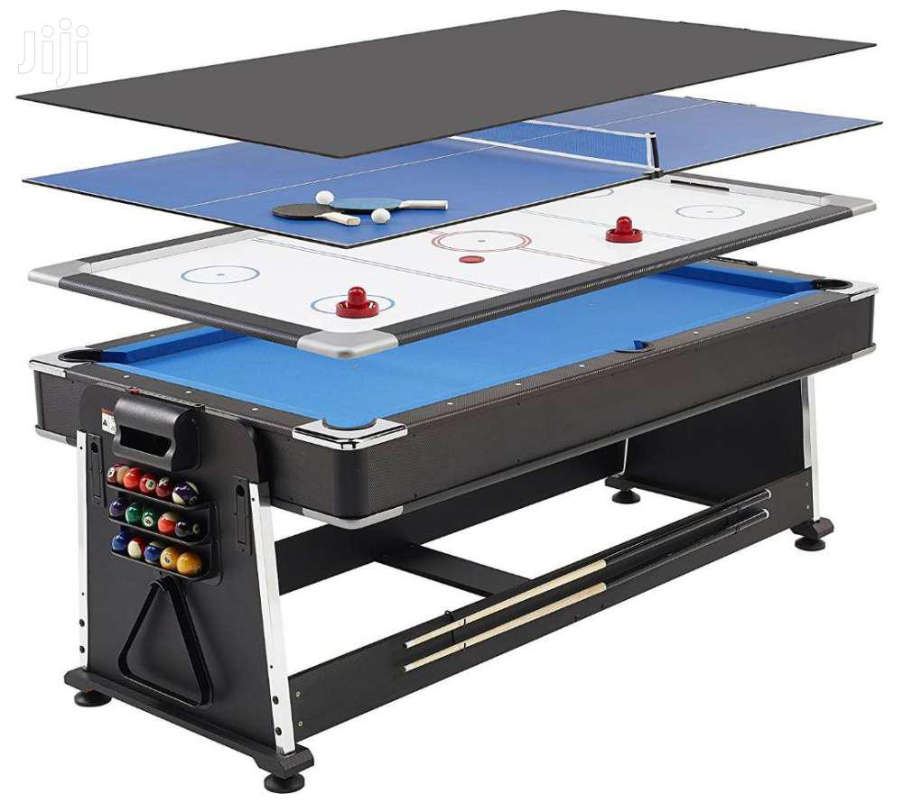 3in1 Pool Table