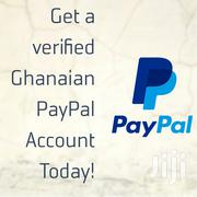 Verified Paypal Account In Ghana | Computer & IT Services for sale in Greater Accra, Ledzokuku-Krowor
