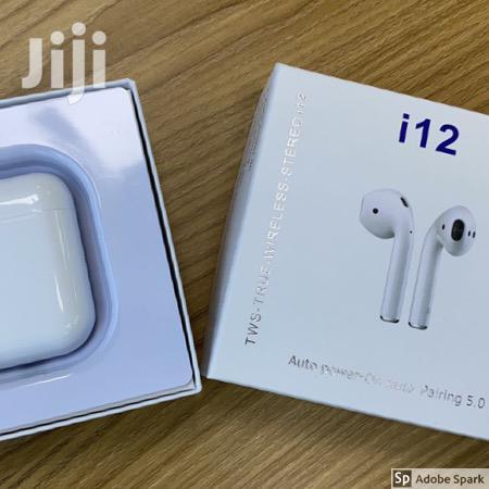 TWS I12 5.0 Bluetooth Wireless Airpod
