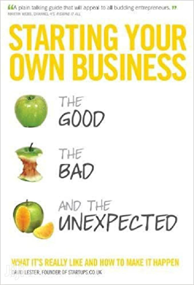 Starting Your Own Business | Books & Games for sale in Airport Residential Area, Greater Accra, Ghana