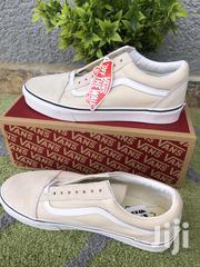 Original Vans Old Skool Birch/True White | Shoes for sale in Greater Accra, Dansoman