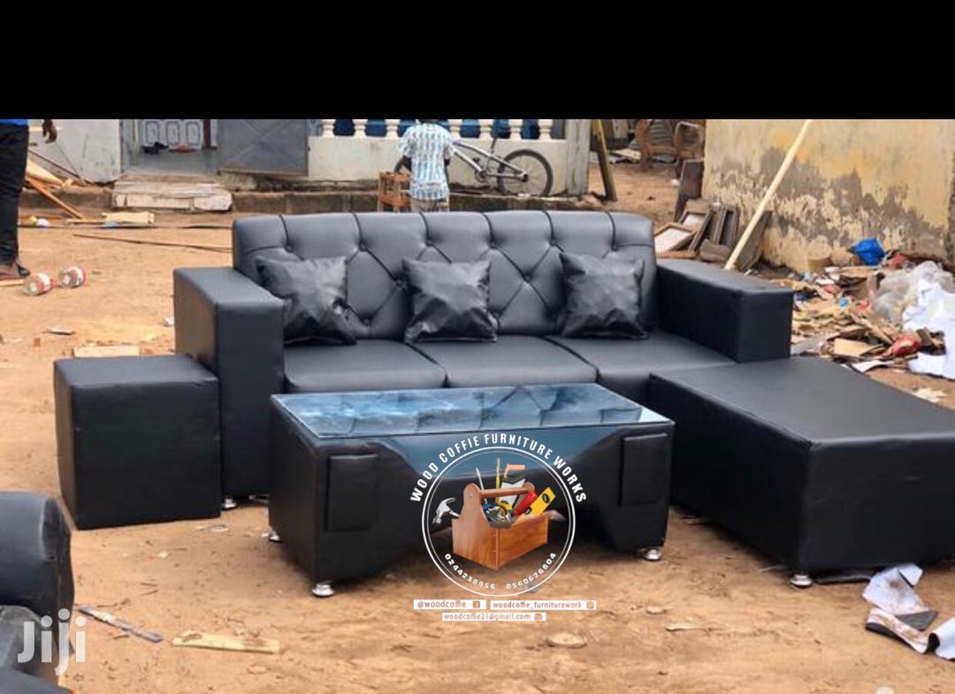 Quality Leather Sofa