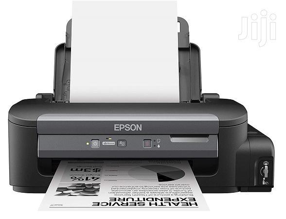 CC11CC84301 - Epson Workforce M100 Mono Ink Tank System Printer