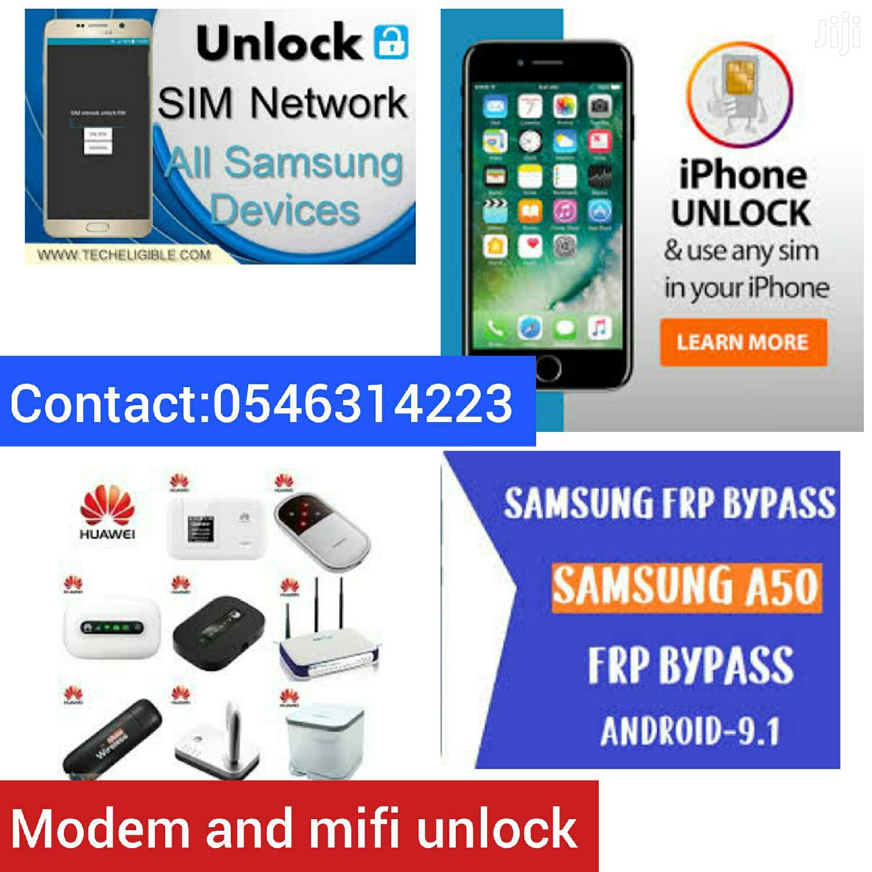 Mobile Phone Software Repairs