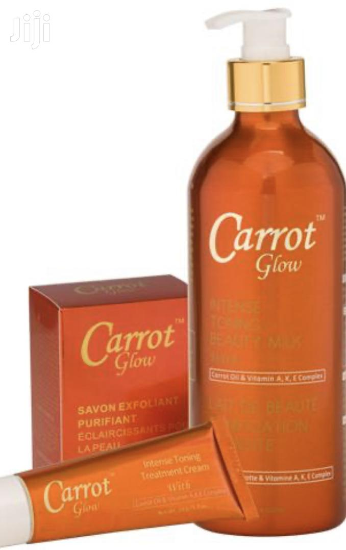 Archive: Carrot Glow Intense Toning Beauty Milk With Carrot Oil- 500ml