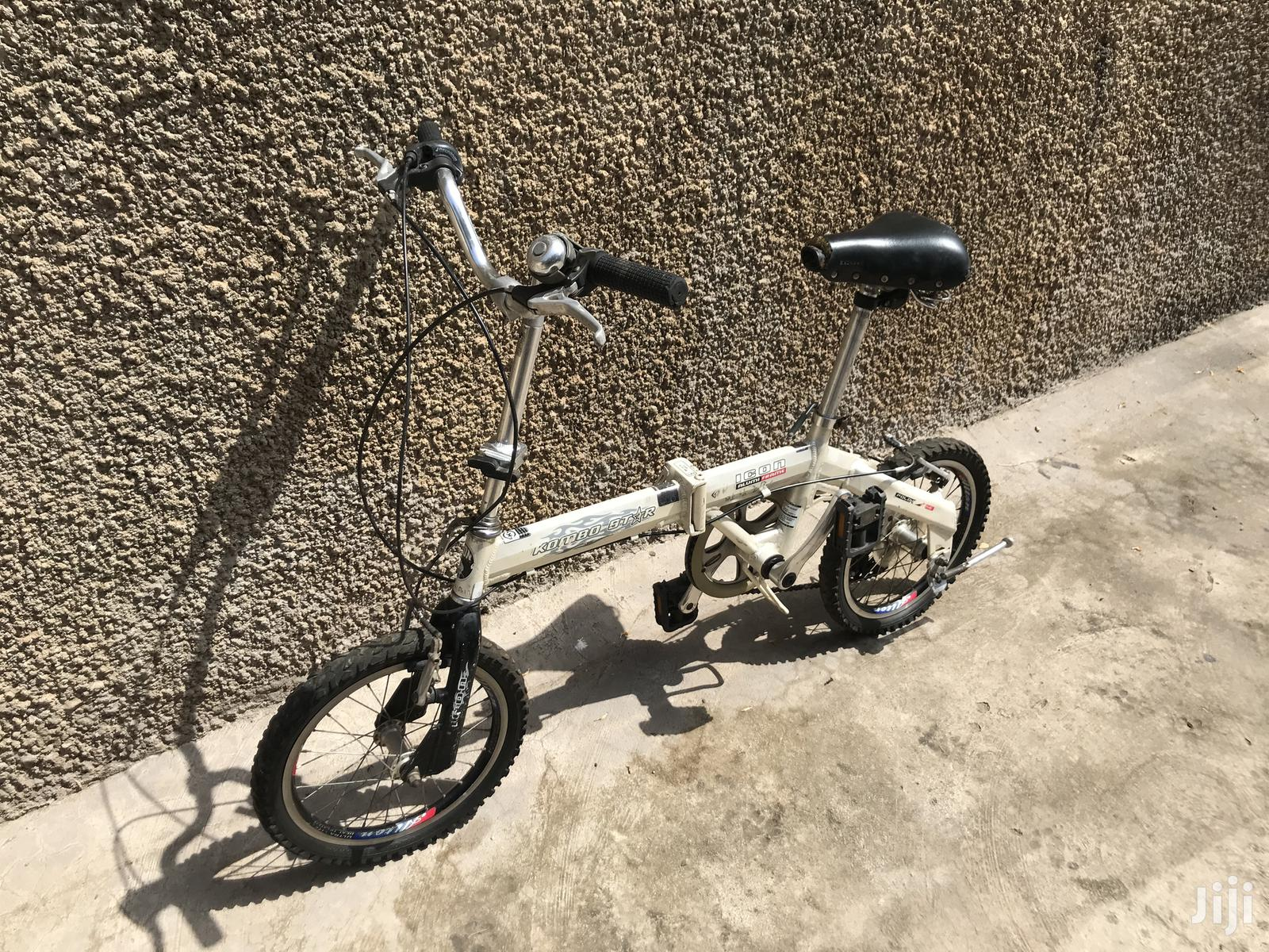 Folding Bicycle for Sale.
