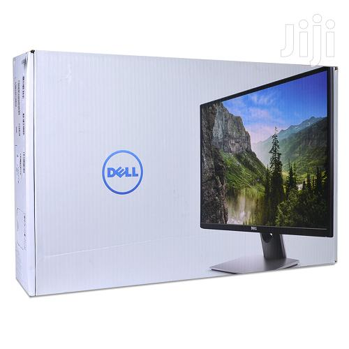 Dell 27 Inches Full HD 1920X1080+Vga HDMI Ports Backlit LED | Computer Monitors for sale in Achimota, Greater Accra, Ghana