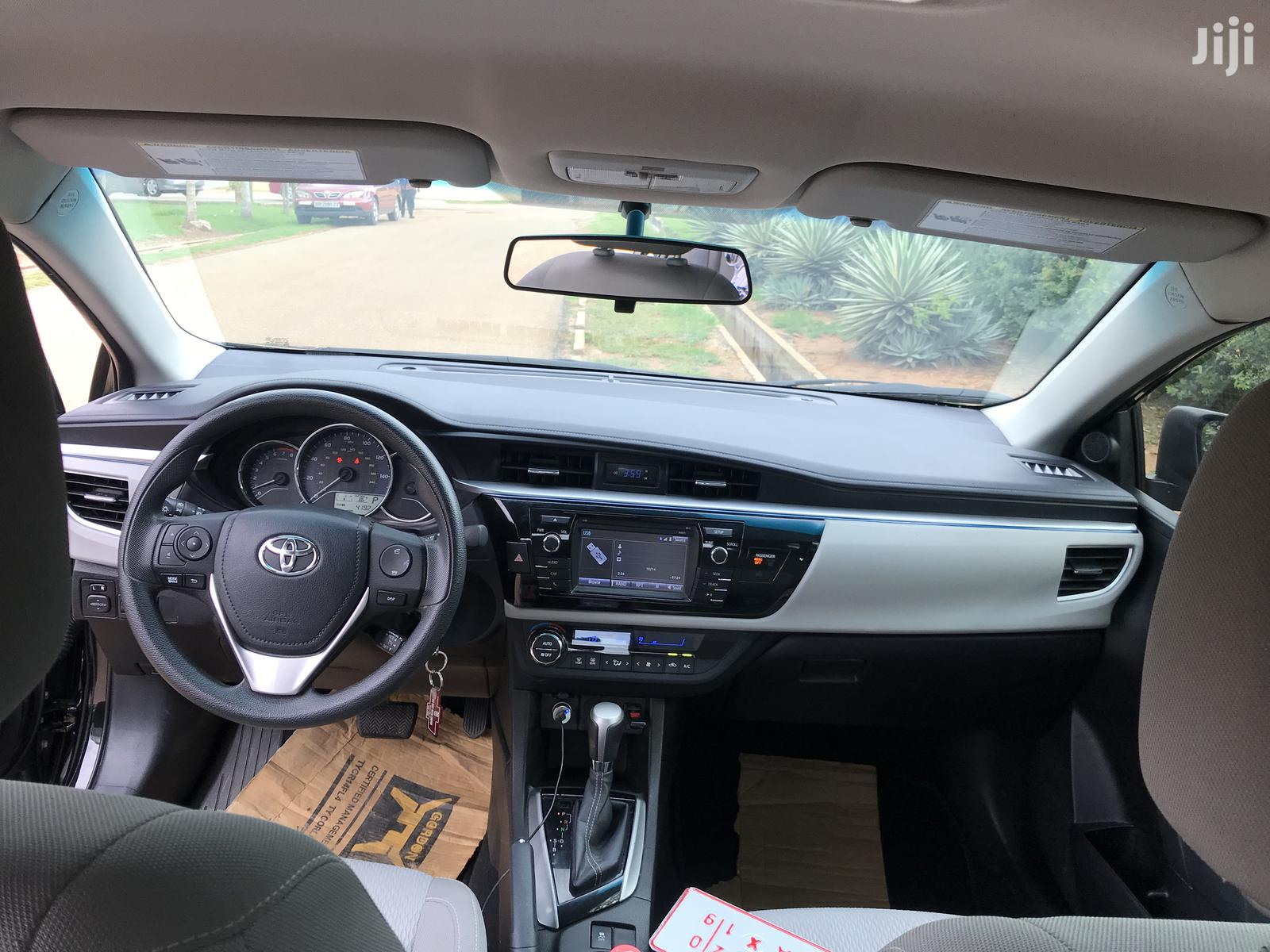 Toyota Corolla 2016 Black | Cars for sale in Cantonments, Greater Accra, Ghana