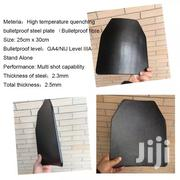 2.3mm NIJ IIIA Bulletproof Steel Plate High Safety Armorbulletproof | Safety Equipment for sale in Greater Accra, Tema Metropolitan