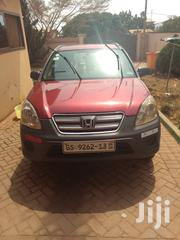 Honda CR-V 2009 2.4 EX Automatic Red | Cars for sale in Greater Accra, Achimota