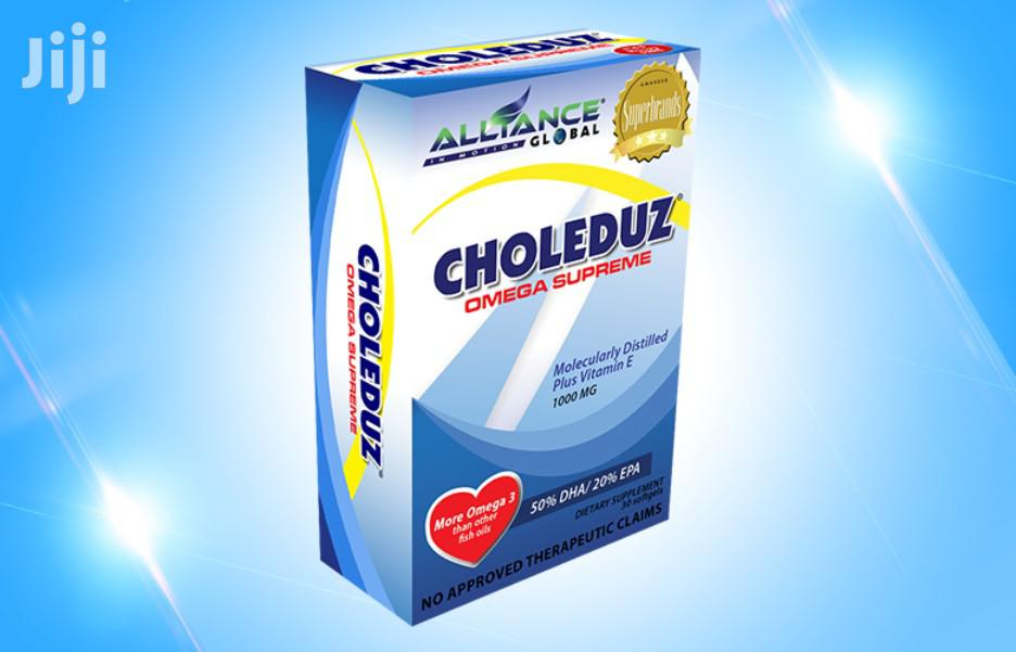 Fight Bad Cholesterol With Choleduz Everyday | Vitamins & Supplements for sale in Nungua East, Greater Accra, Ghana