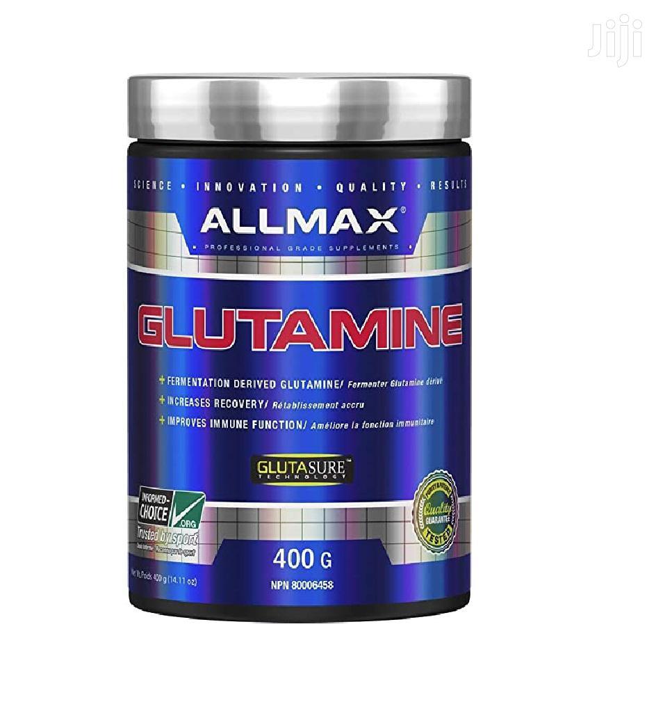 Supplement: ALLMAX Pure Micronized Glutamine 400 G