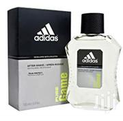Adidas Pure Game Aftershave | Skin Care for sale in Greater Accra, Ga South Municipal