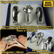 Solid Silver Wedding Ring | Wedding Wear for sale in Greater Accra, Ga West Municipal
