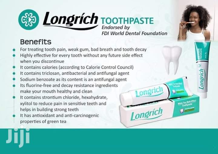 Longrich Toothpaste | Bath & Body for sale in Kumasi Metropolitan, Ashanti, Ghana