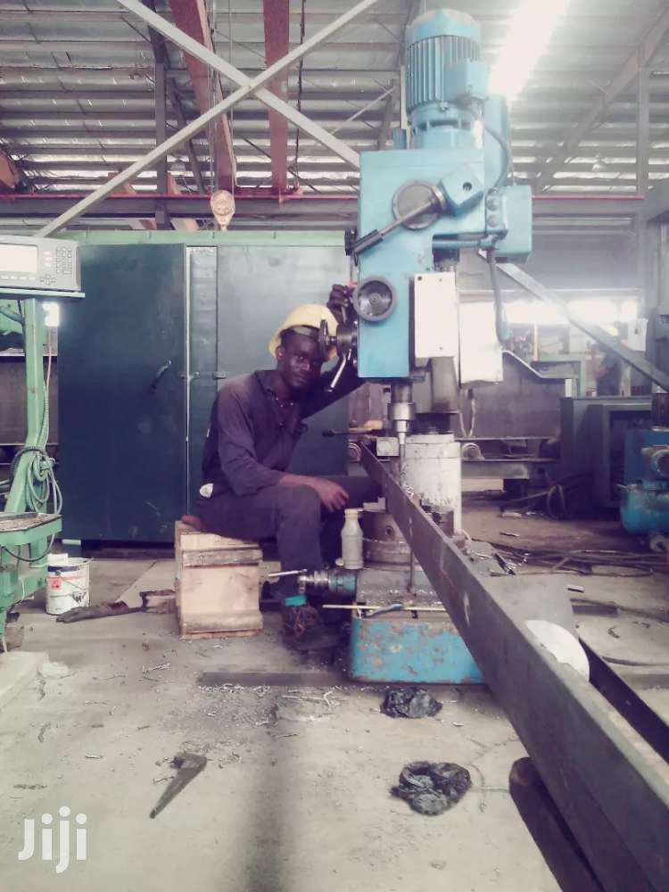 Lathe Machine   Accounting & Finance CVs for sale in Shama Ahanta East Metropolitan, Western Region, Ghana