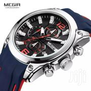 Megir Men's Chronograph Analog Quartz Watch | Watches for sale in Greater Accra, East Legon