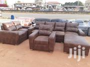 L-Shape Sectional Sofa Set | Furniture for sale in Greater Accra, Achimota
