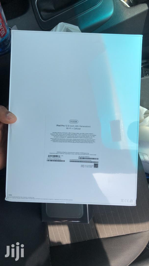 New Apple iPad Pro 12.9 (2015) 256 GB Gray | Tablets for sale in Kokomlemle, Greater Accra, Ghana