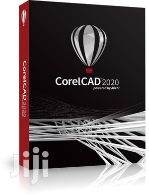 Corelcad 2020   Design And Drafting Software  Windows Lifetime License