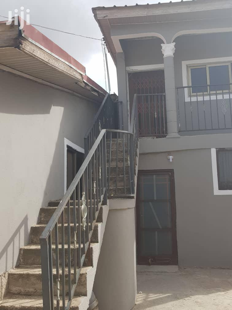Archive: 2bedroom Self Contain PLUS 2chamber Hall Storey Building at Kasoa 4sale