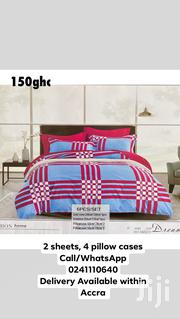 2 Bedsheets, 4 Pillow Cases | Home Accessories for sale in Greater Accra, North Kaneshie