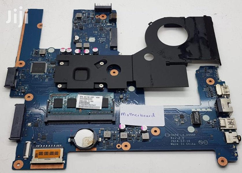 Archive: HP 15-r101na Motherboard