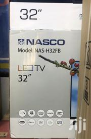 "Nasco 32""Inches Satellite Led Tv— 
