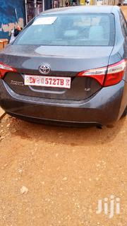 Toyota Corolla 2016 Gray   Cars for sale in Greater Accra, Adenta Municipal