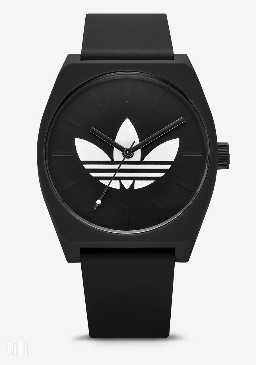 Authentic Adidas Silicone Sport Watch