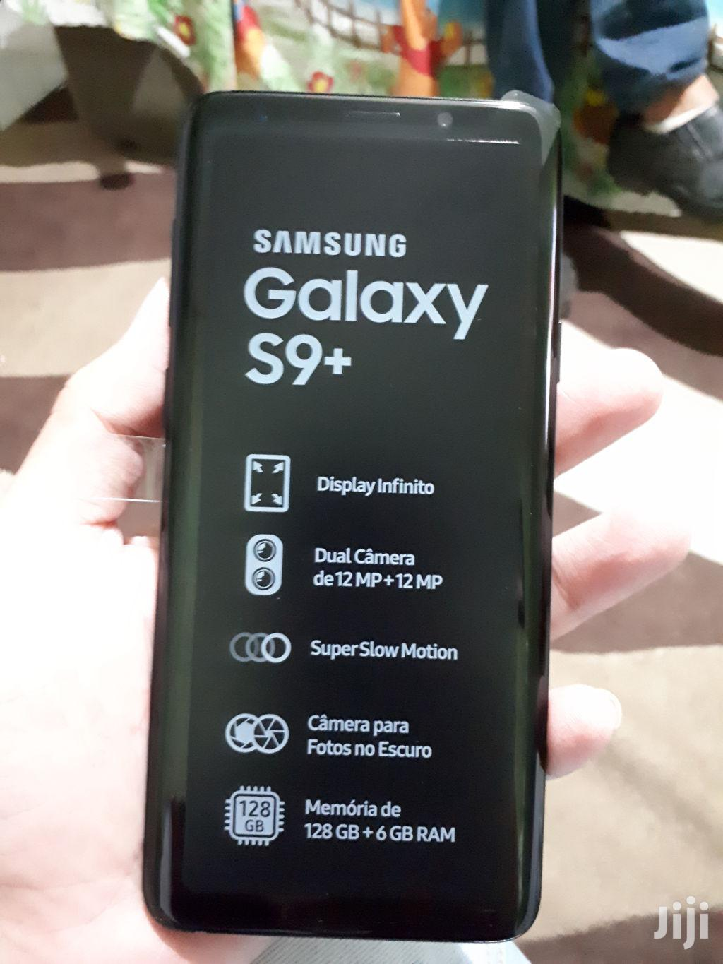 New Samsung Galaxy S9 Plus 64 GB Black   Mobile Phones for sale in Airport Residential Area, Greater Accra, Ghana