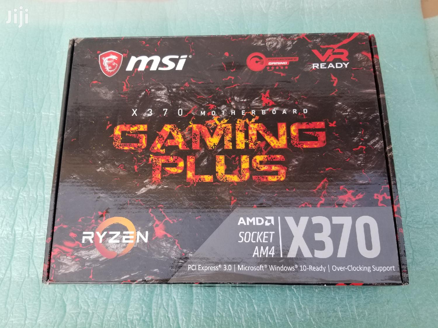 Msi X370 Gaming Plus Ryzen Board