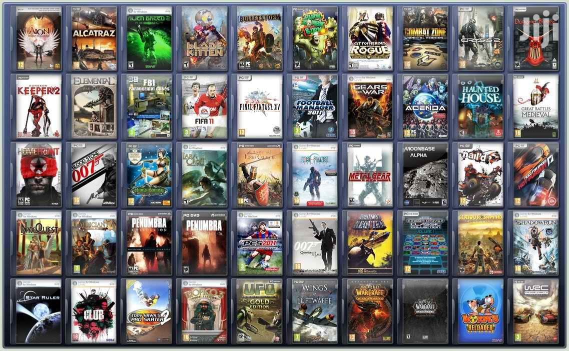 All PC Games