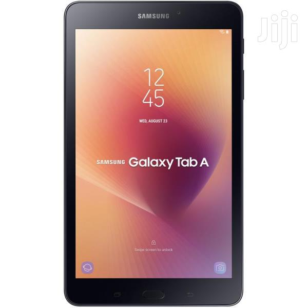 New Samsung Galaxy Tab a 7.0 16 GB Black | Tablets for sale in Avenor Area, Greater Accra, Ghana