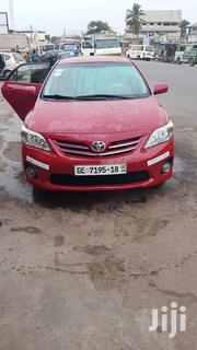 Toyota Corolla 2013 Red   Cars for sale in Greater Accra, East Legon