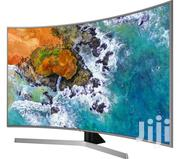 """Samsung - 65"""" LED Curved 7 Series 2160p Smart 4K UHD TV With HDR   TV & DVD Equipment for sale in Greater Accra, Adabraka"""