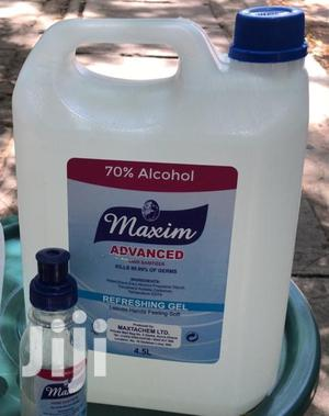 Alcohol Hand Sanitizers For Sale | Skin Care for sale in Greater Accra, Ga West Municipal