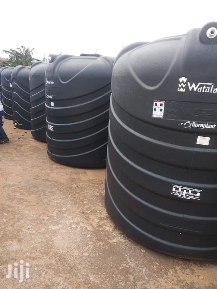 New Name In Water Storage -duraplast Tanks,Free Delivery In Accra