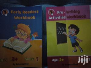 Workbooks To Introduce Children To Writing And Reading