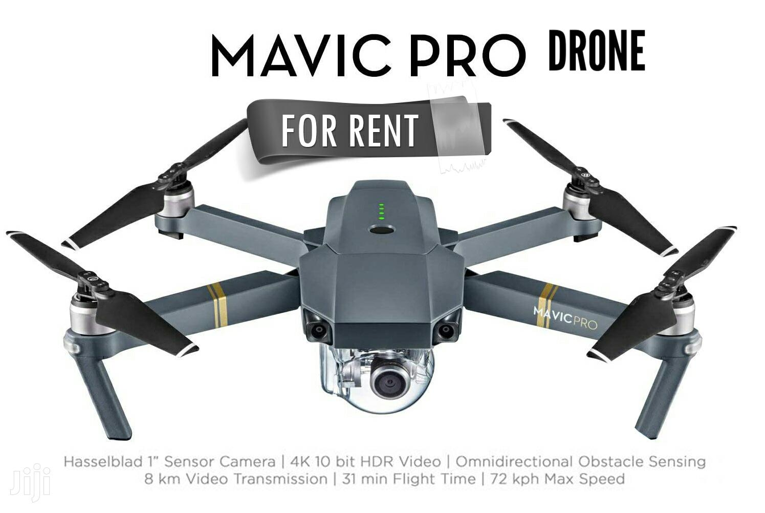 Drone for Rent/Sales/Training on How to Fly/Repairs