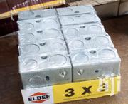 Conduit Box 3x3 Box | Building Materials for sale in Greater Accra, Accra Metropolitan