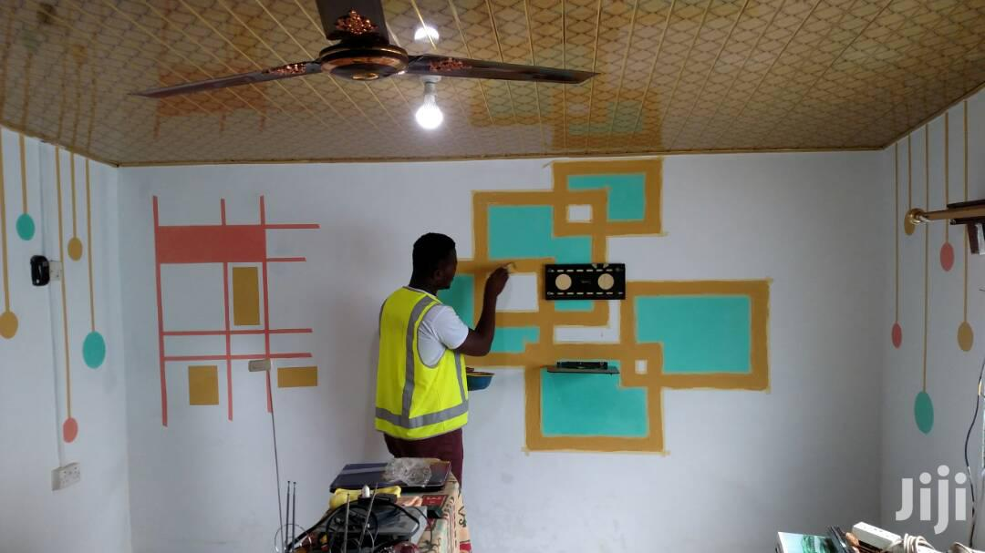 Do You Need A Professional Design Painter | Arts & Crafts for sale in Achimota, Greater Accra, Ghana