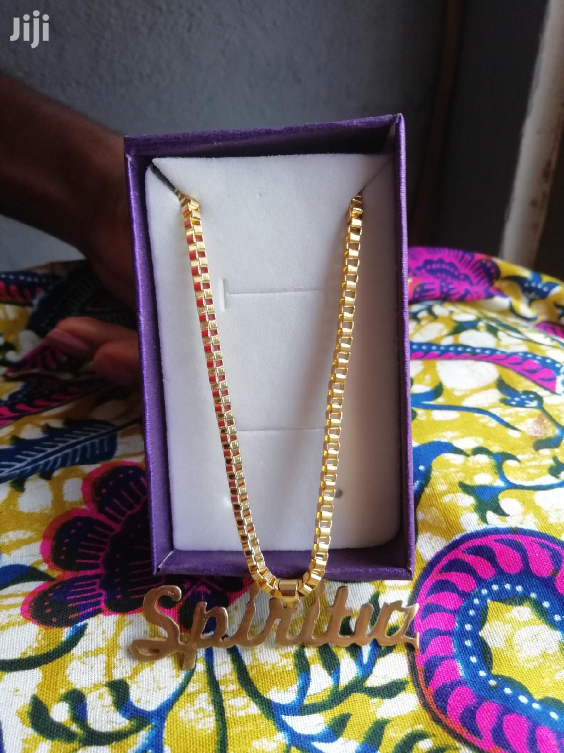 Customized Necklace | Jewelry for sale in Kotobabi, Greater Accra, Ghana