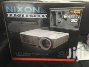 Nixon 4k Smart Led Projector | TV & DVD Equipment for sale in Ashanti, Kumasi Metropolitan