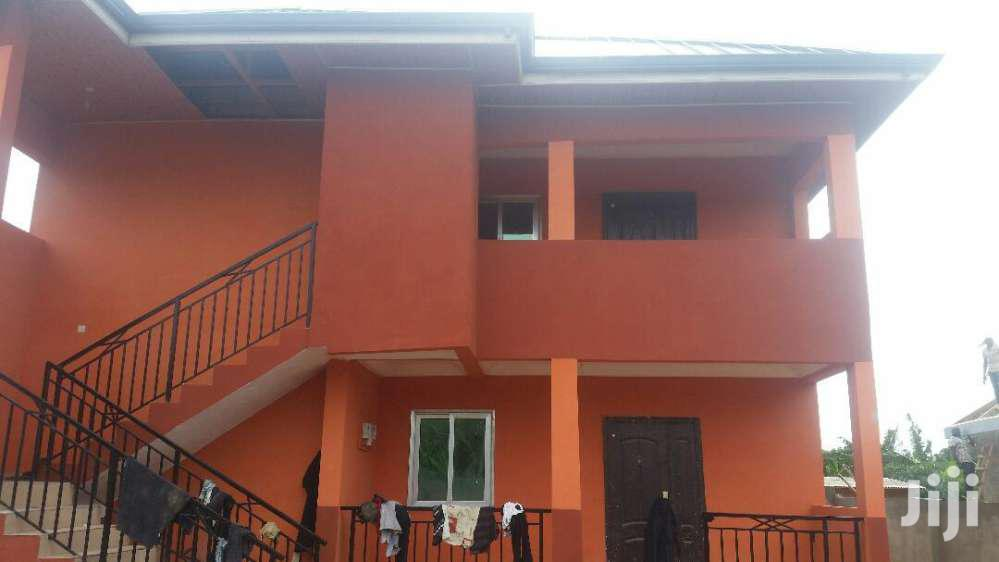 Executive Newly Built 2unit Of 3bedroom Apartment For Sale At Oyarifa