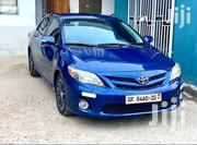 Toyota Corolla 2013 Blue   Cars for sale in Greater Accra, Tesano